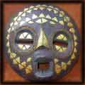 image african native tribal masks carvings