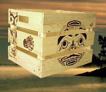crate northwest native american art