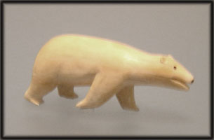image inuit art culture polar bear