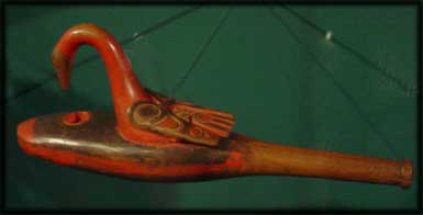 Haida Northwest Indian Art Artifacts Image