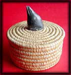 image native canadian art inuit art baskets
