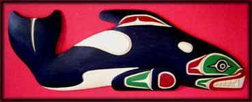 image pacific northwest coast art killer whale native american orca