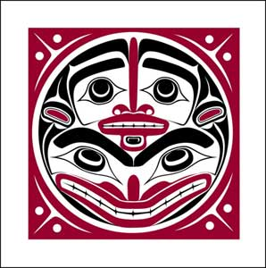 image pacific northwest indian art prints bear