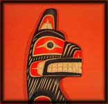 image northwest art carvings family