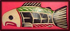 image salmon northwest coast native american indian artwork stories