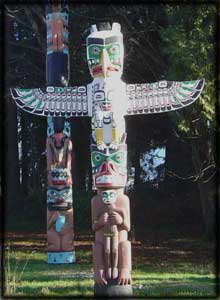native totem art