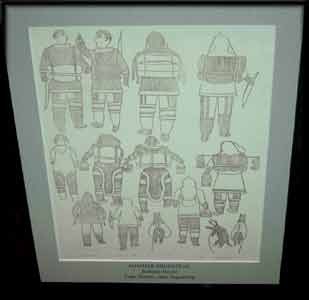 image inuit art drawings paintings prints migration