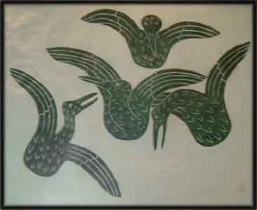 image inuit art drawings paintings prints birds seagulls